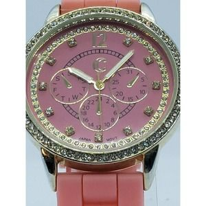 Charming Charlie Women's Pink 38mm Watch